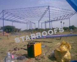 Industrial Parking Roofing Fabricators