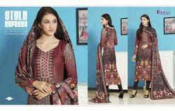 Printed Casual Salwar Suit