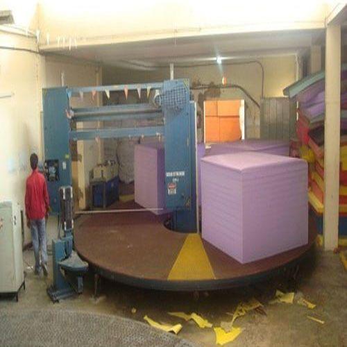 Circular Foam Cutting Machines Manufacturer From Mohali