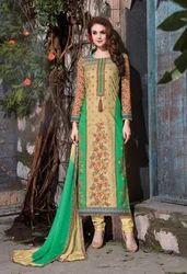 Trendy Cotton Salwar Suit