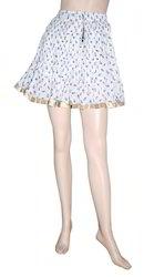 Casual Wear Short Skirt