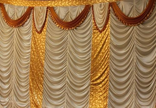 Designer Tent Curtain & Tent Curtain - Designer Tent Curtain Manufacturer from Ahmedabad