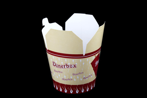 Takeaway Noodle Box