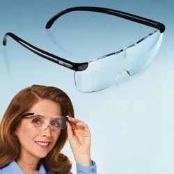 Kawachi New Big Vision Magnifying Eyewear Glasses unisex Big