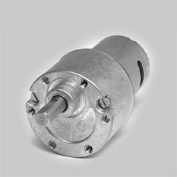 DC Geared Motor With Low Torque