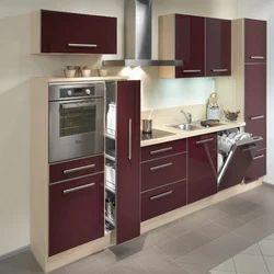 UV High Gloss Kitchen