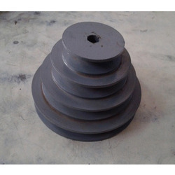Metal Step Pulley