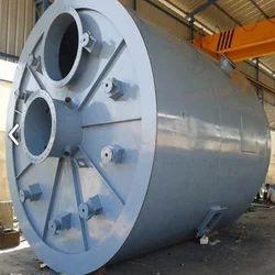 Mild Steel Gasification Tanks