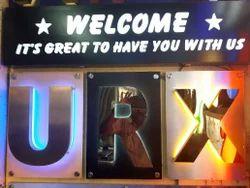 3D LED Letters