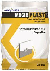 Smooth Gypsum Plaster