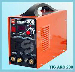 Stainless Steel Welding M/c - TIG