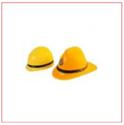 FRP Fireman Helmet