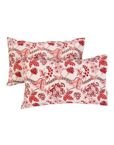 Hand Block Printed Pillow Case