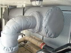 Insulation Jacketed Pipe