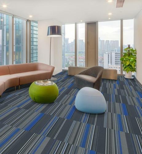 Barcode Carpet Tile
