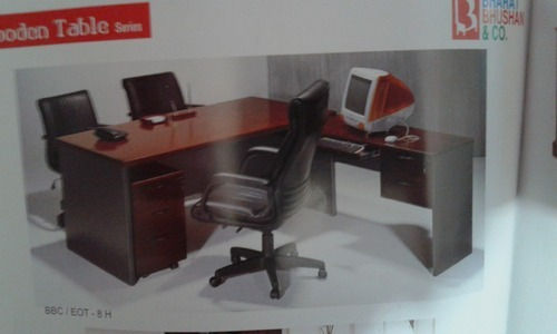 office furniture woooden table manufacturer from delhi