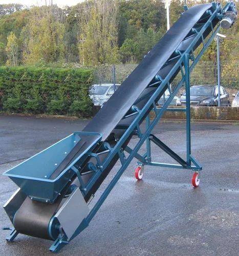 Portable Conveyors Concrete Belt Conveyor Manufacturer