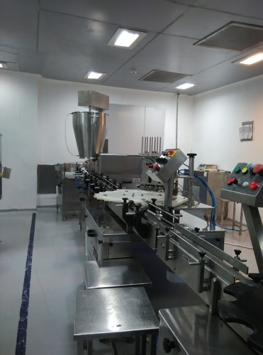 Cream Filling Line Machine