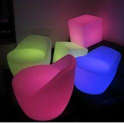 Stylish LED Sofa Chair