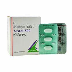 Azitol 500 Medicines