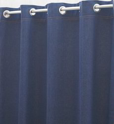 Denim Shower Curtain