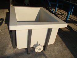 Rinsing Tank For Fastener Galvanizing