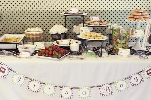Baby Showers Catering Service Service Provider From Chennai