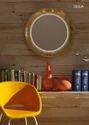 Sicilia - Round Designer Mirror