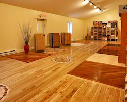 Installation of Wooden Flooring