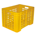 Totally Perforated Plastic Crates