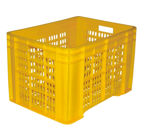 Plastic Crates - Totally Perforated