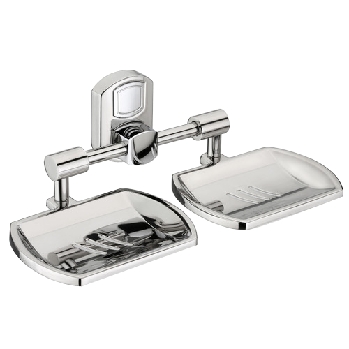 Charmant Double Bathroom Soap Dish