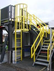 FRP Access Ladders