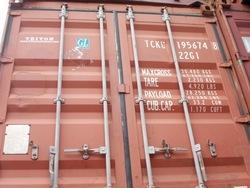 20'GP Used Shipping Containers