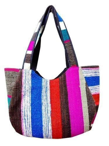 Indian Dari Bags and Handmade Rugs Bags