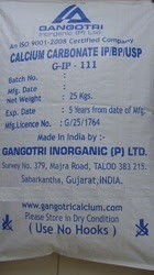 Calcium Carbonate IP