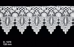 Elegant and Fancy High Quality Cotton Lace From Fashion Plus