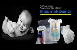 Milk Powder Tin Pack Air Bag