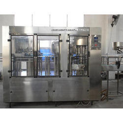 10 Gallon Rinsing Filling Capping Machine