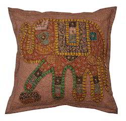 Rajasthani Elephant Cushion Covers