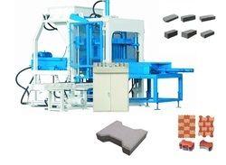 Automatic Colour Paver Block Production Plant