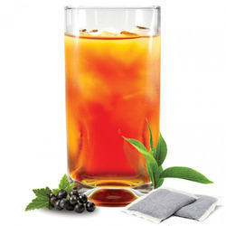 black current ice tea