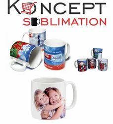 Sublimation Small Tea Cup - 6 Oz Sublimation Mugs