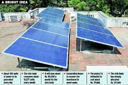 Solar Power Generation Systems for Home