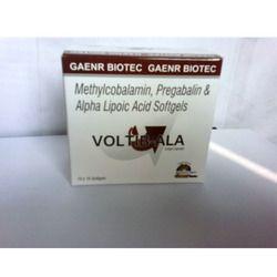 Methylcobalame Pregabalin Capsules