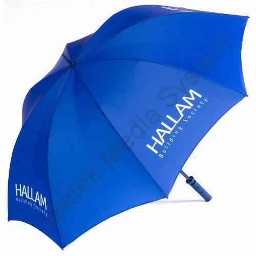 Promotional Monsoon Umbrella One Fold