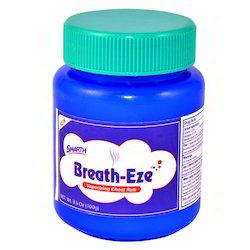 Breath- Eze Vaporizing Chest Rub 3.5 Oz (100g)