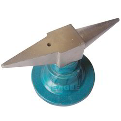 Jewellery Tool Double Horn Anvil With Round Base