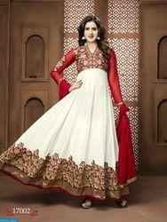 Fancy Designer Long Anarkali Suit