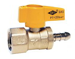 Ball Valves For Gas